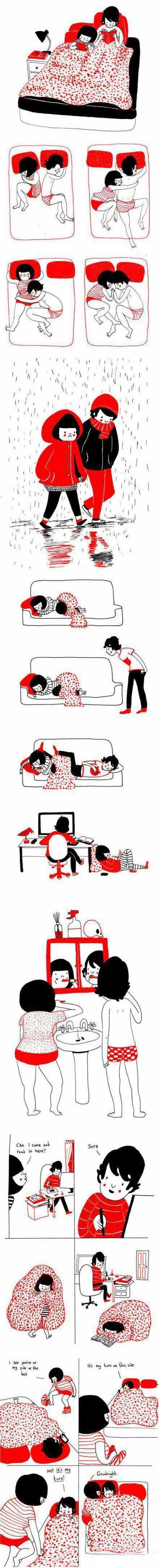 爱情就是这些美妙的小事