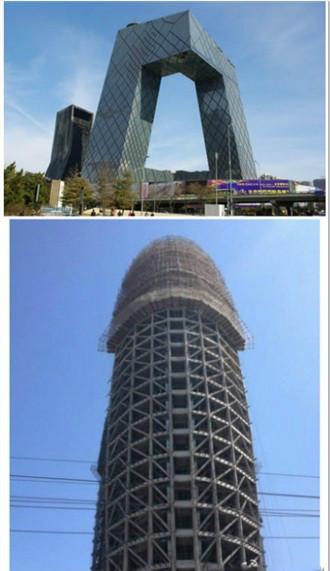 【人民日报奇葩大楼网友喊羞】央视新址——那个造型奇葩的大楼你已经看习惯了吗?现在离它不远的地方,终于有了更奇葩的建筑来作伴了。人民日报新大楼还没有完工,就凭借其新颖独特的造型深深地深深地震撼了我们,新颖到我们已经无法用语言来形容它了,还是请您自己发挥吧。