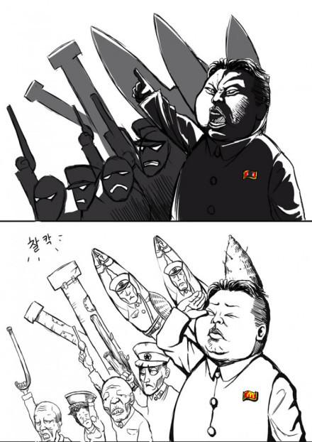 开灯的人已经被实施核导弹打击…