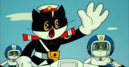 """黑猫和白猫一起去面试,结果白猫被录取了,黑猫没有。为什么呢?因为……""""啦啦啦,啦啦,黑猫紧张。"""""""