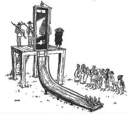 让死刑变得更有趣