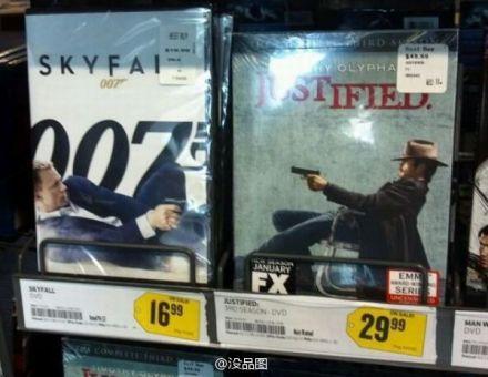 影像店里发生了激烈的枪战!