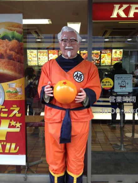 开封菜在日本~