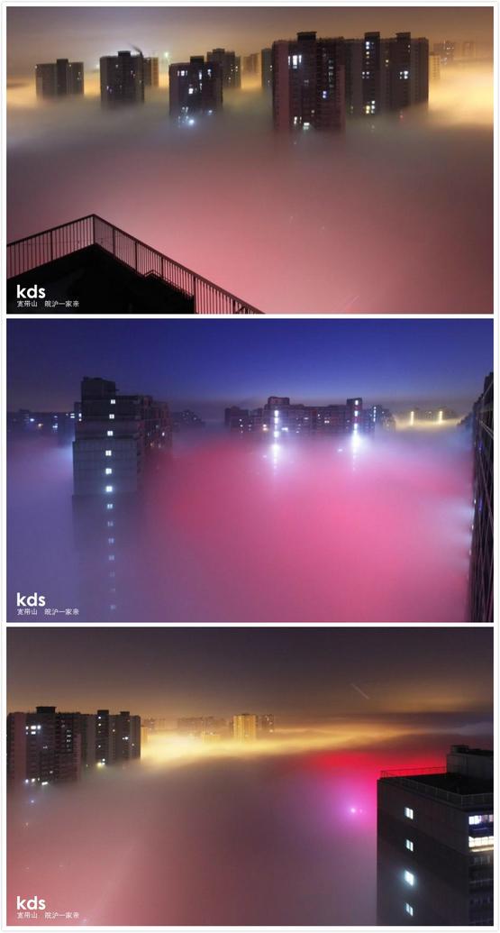 北京夜晚竟然如此美丽~~~