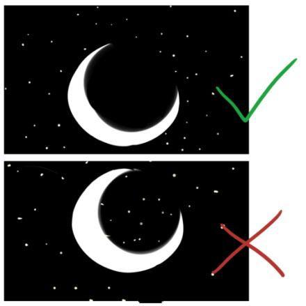 【基础天文学向】你看出来哪儿不对了吗?