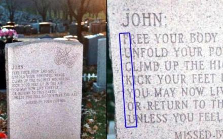 这墓志铭……这藏头......