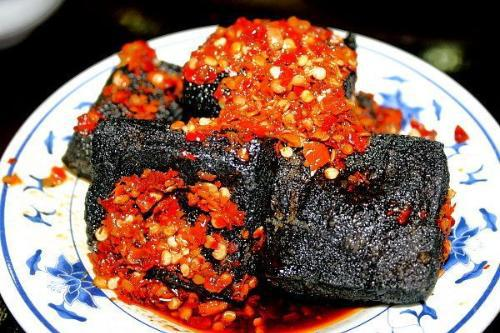 臭豆腐怎样才好吃呢?答:莫文蔚
