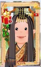 我的QQ秀,本来挺可爱一皇帝,不知道谁手贱送了条围巾就成这样了……不知道算不算bug,给客服打电话能让这货把围巾戴好吗? 「转」