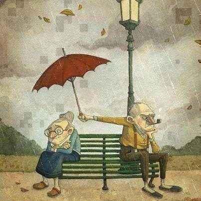 生你的气,但依然爱你。