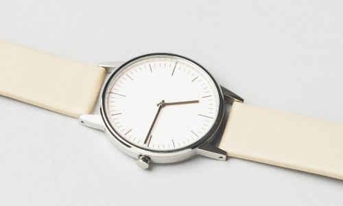 你表白过吗?——白的不耐脏,我的表是黑色的。