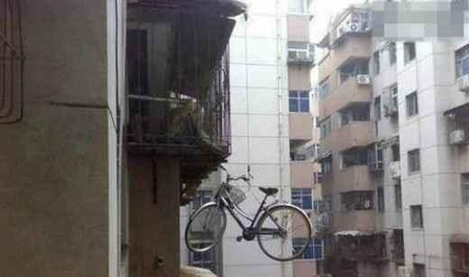 被偷3辆自行车后,他终于怒了,并且使用了绝招!