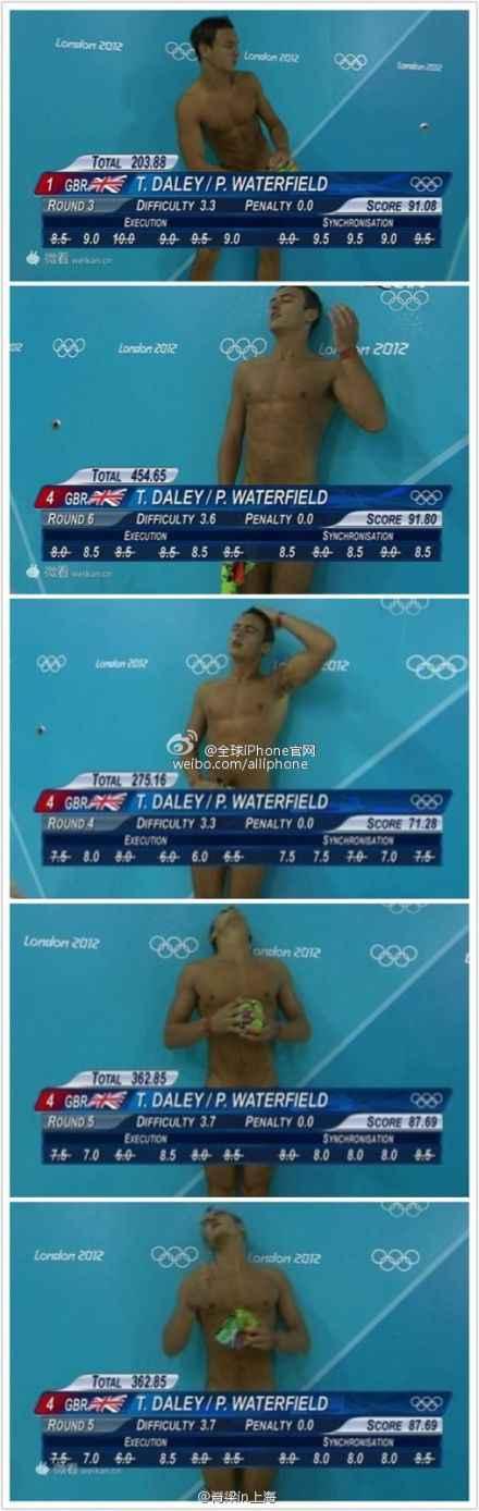 腐国的字幕条,金牌是你的!太销魂了! (via 脊梁in上海)