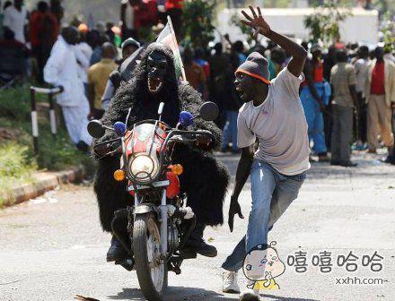 不如跳舞,骑摩托不如跳舞