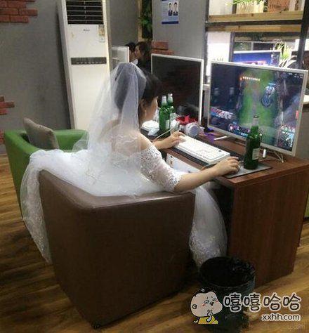 妹纸,你都大婚了还这么任性啊