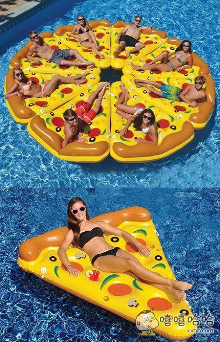 这样的披萨给我来十个!