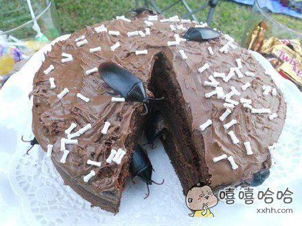 这是一款送了基本都会友尽的蛋糕。。。。。。