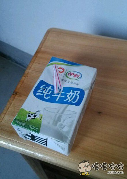 歪门邪道的纯牛奶