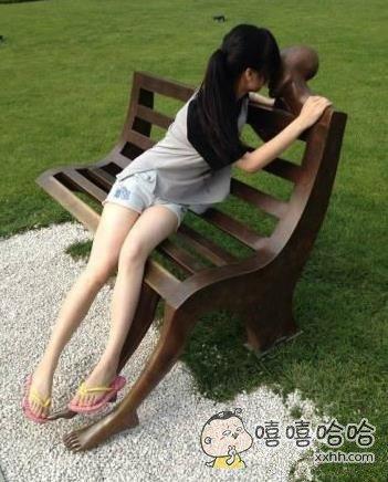 有了这单身椅!麻麻再也不用担心我单身了