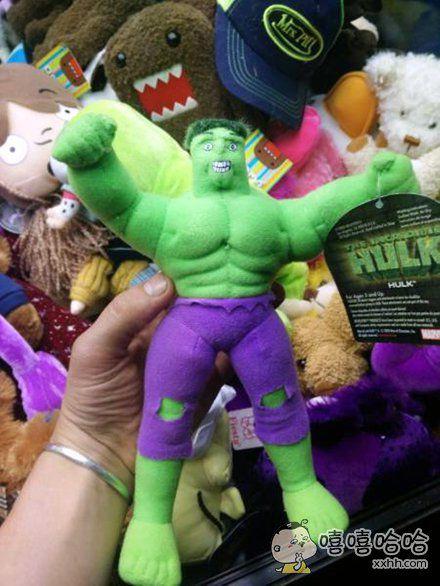 绿巨人,你怎么了