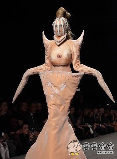 不是每个人都懂时尚!