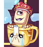 超凡巴迪龙 皇冠·杯洗具
