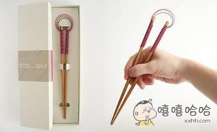 麻麻再也不用担心我掉一根筷子了。。。