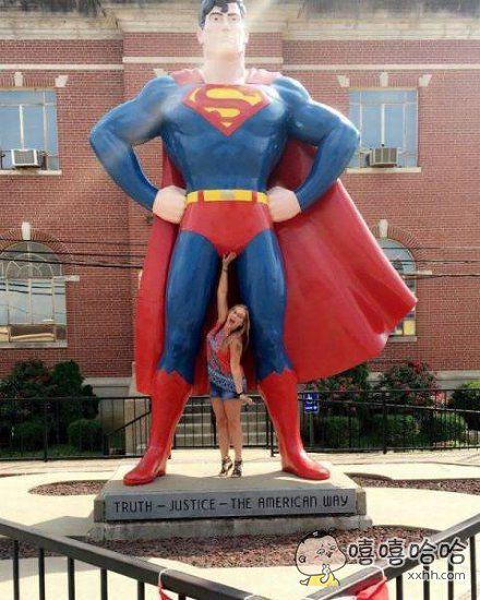 禽兽,放开那个超人,有本事冲我来啊
