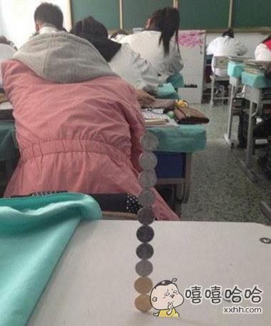 现在的大学生是多么无聊。