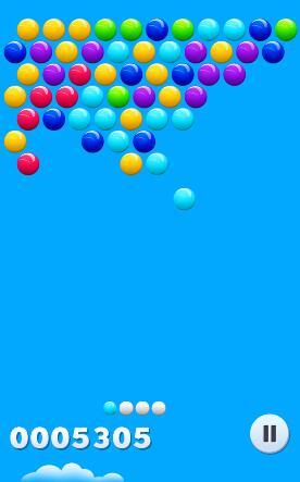 彩色泡泡龙