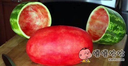 请你们吃西瓜