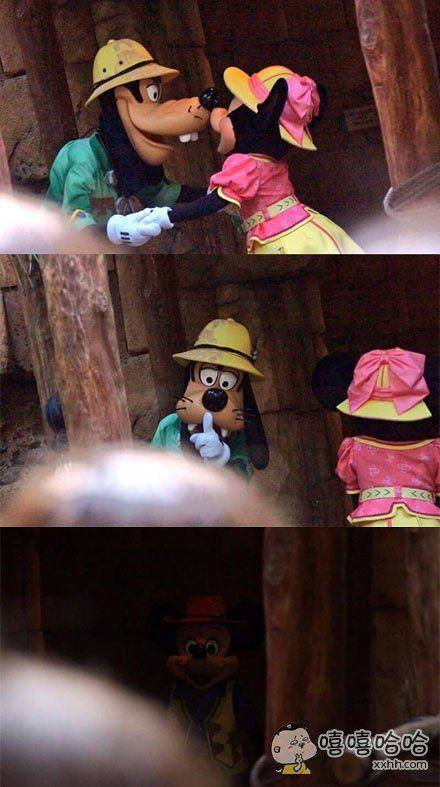 可以,这很迪士尼。。。