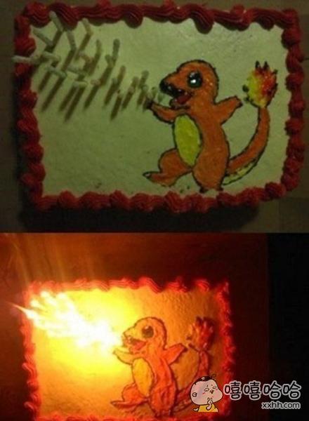 非常有创意的蛋糕