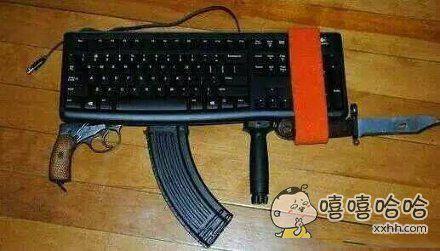 建议国内键盘侠人手一副~