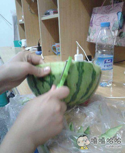 总觉得这些年白吃西瓜了