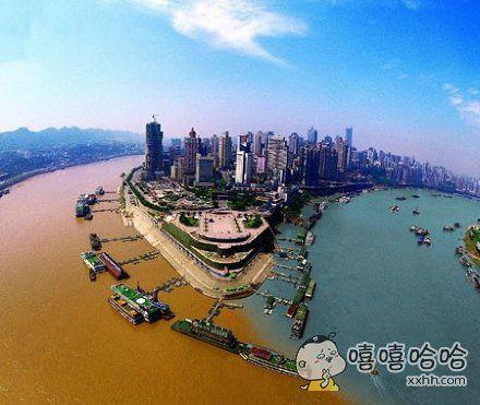 重庆,一个大写的鸳鸯锅