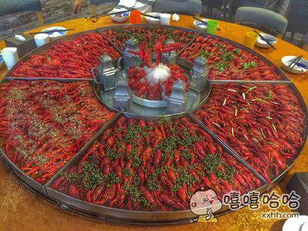 我还以为一桌红辣椒