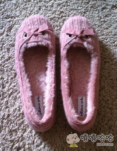 愤怒的鞋子
