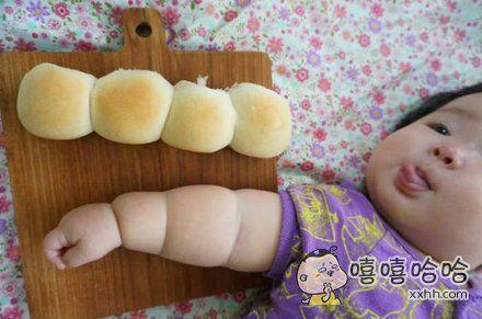 关爱儿童,拒绝面包制品
