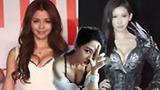 扒扒台湾娱乐圈胸器女星