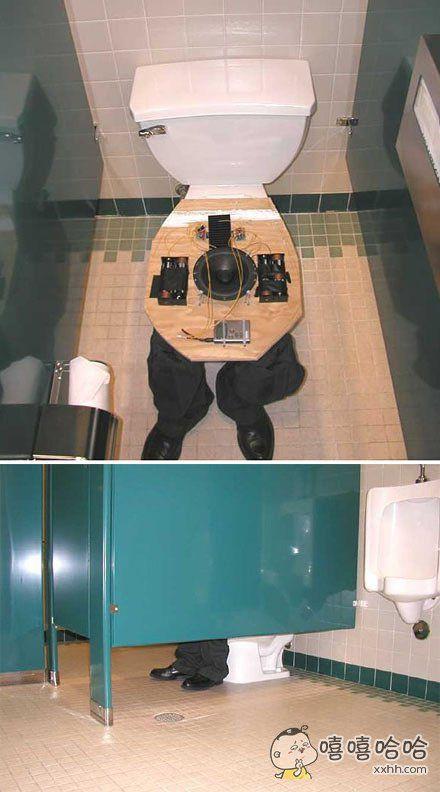 永远也等不到的厕位