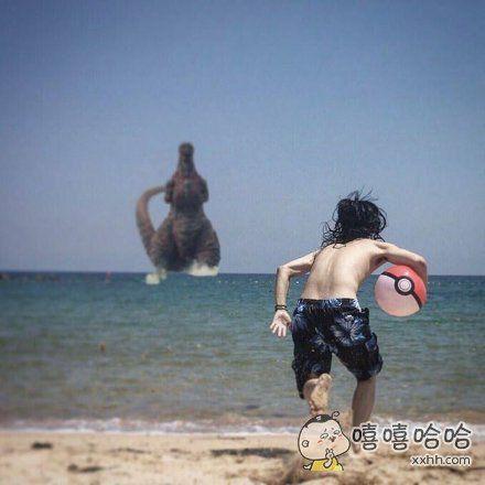 Godzilla GO~!