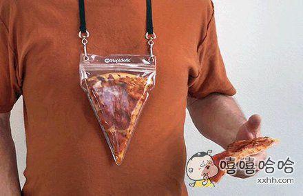 随身携带披萨,保温保美味,感觉每个吃货都应该拥有这样一款项链