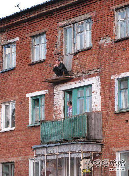 文艺阳台,普通阳台和二B阳台