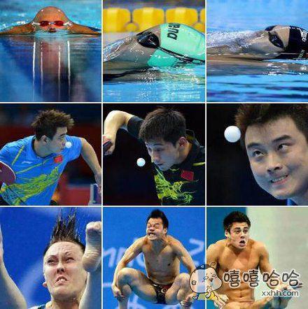 总有些奥运会体坛记者不干正事!