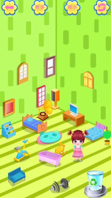 儿童房间装饰