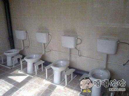 人性化的厕所