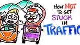 科学方法教你如何防止交通拥堵
