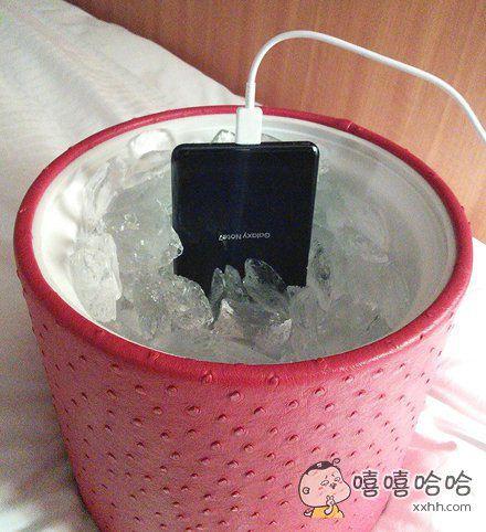 如何快速化冰