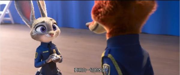【疯狂动物城】演员表