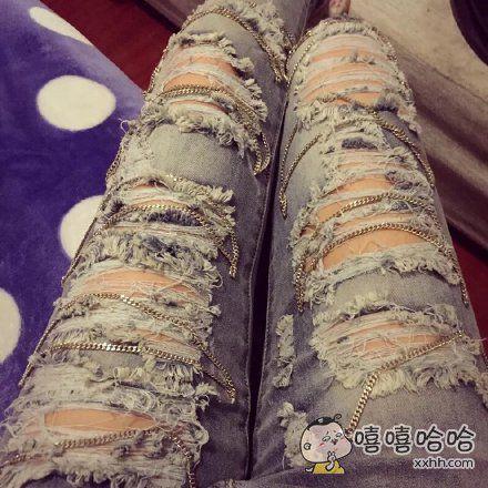 我的牛仔裤,时尚时尚最时尚
